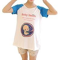 マタニティ Tシャツ かわいいママの愛 おやすみ ベビー
