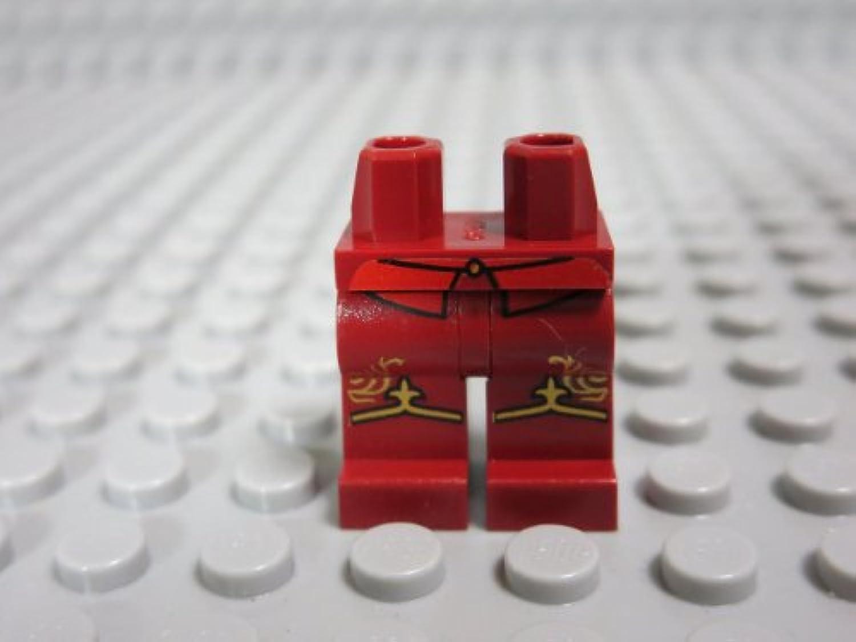 レゴ ミニフィグ 【レッグ 】 Dark Red_c00pb063