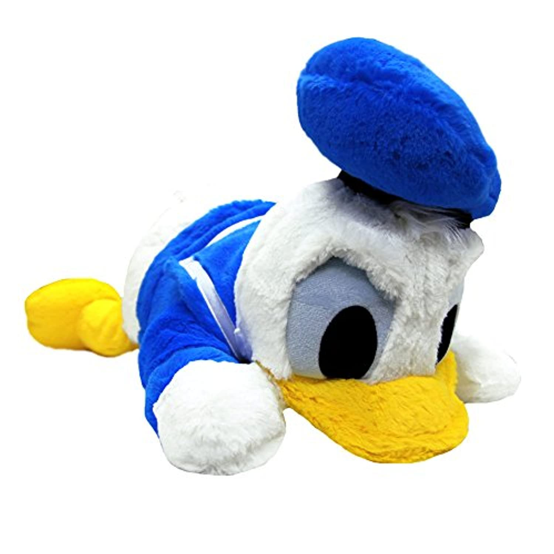 ドナルド ダック 抱きまくら 抱き枕 クッション ディズニー ぬいぐるみ 生活 雑貨 インテリア 用品 ( リゾート限定 グッズ お土産 )