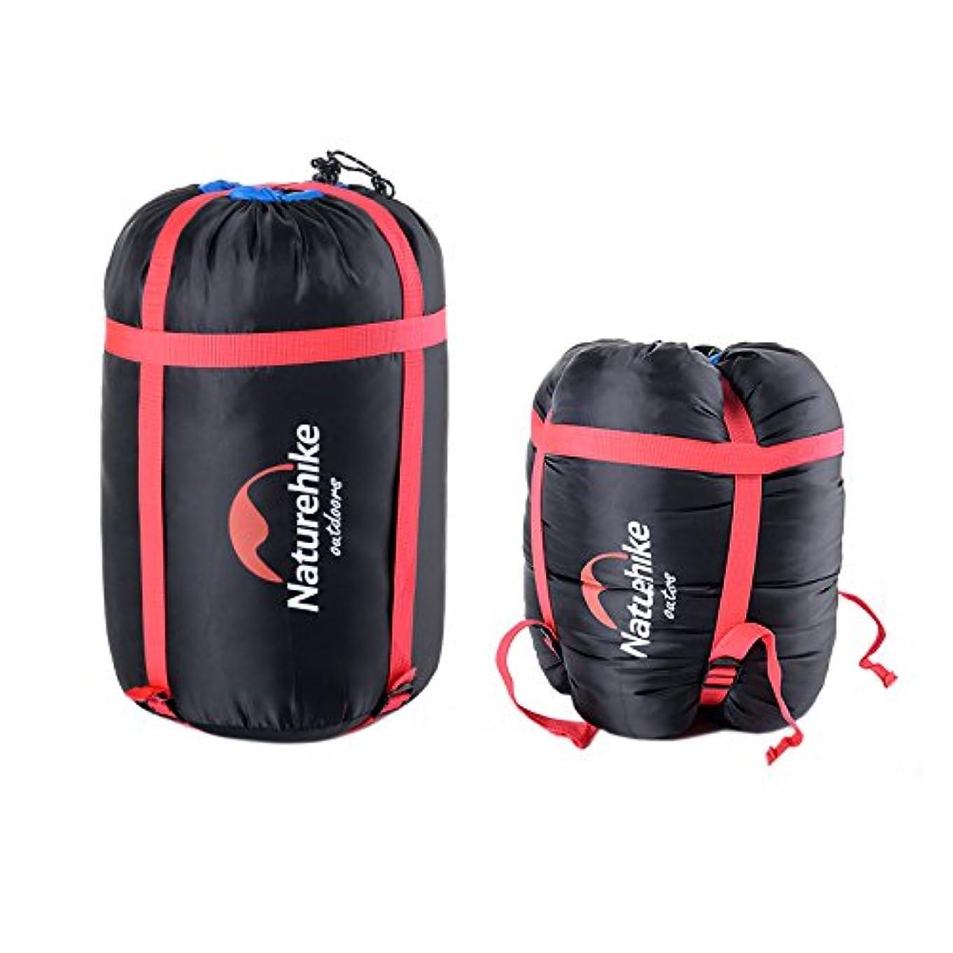 記念碑的な救出枢機卿Naturehike 軽量コンプレッションバッグ 寝袋 圧縮袋 圧縮バッグ アウトドア キャンプ用 旅行 小物収納袋 2本入り