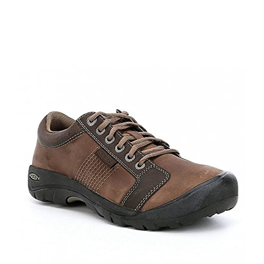 強制奇妙な膜(キーン) Keen メンズ シューズ?靴 革靴?ビジネスシューズ Austin Lace-Up Water Resistant Oxfords [並行輸入品]