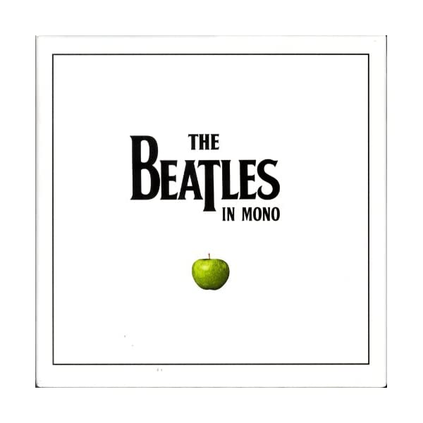 The Beatles In Monoの商品画像