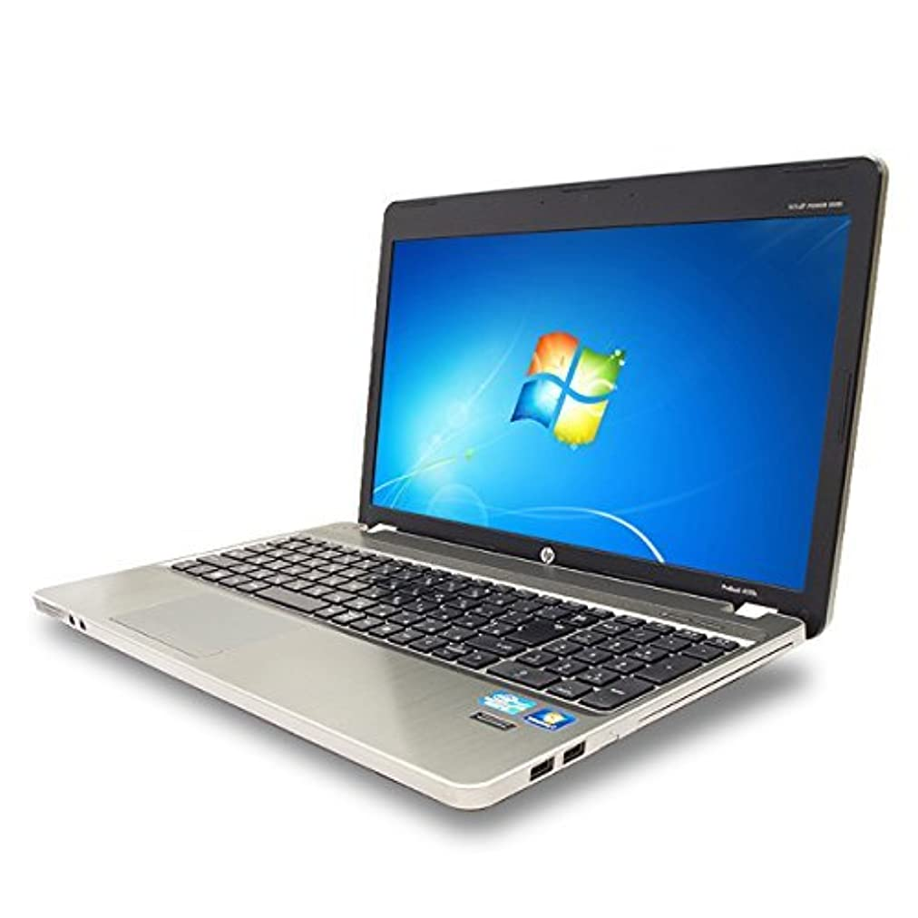 タクト愛骨折ノートパソコンhp ProBook 4530s ■ 第2世代Core i5 4GB/320GB/Wi-Fi/WEBカメラ/bluetooth/USB3.0/DVDが焼けるスーパーマルチ/Windows7 WPS Office 付き