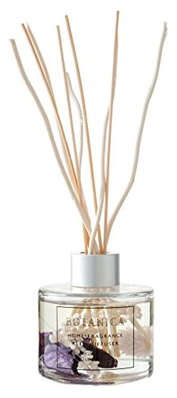 洗剤シニス維持BOTANICA リードディフューザー ヴァイオレット(カシス CASSIS) CASSIS REED DIFFUSER ボタニカ old&new オールドアンドニュー
