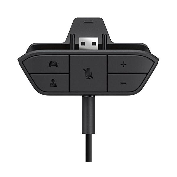 Xbox One ヘッドセット アダプターの商品画像