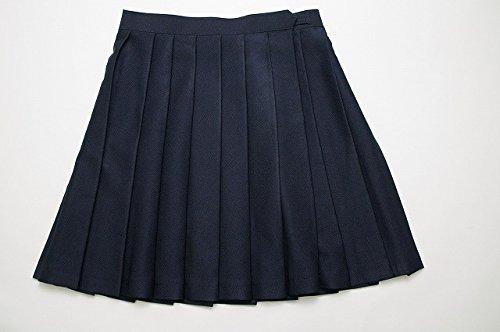 【COS+】 STARRYAGE プリーツスカート ( 紺 ...