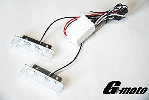 スクエア ストロボ LEDライト 白 RF400/R RF900R RGV250γ RG250ガンマ RGVγ TL1000S TL1000R GSX250R GSX-R250R GSX-R400R GSX-R750R GSX-R1100R GSX1300R 隼 ボルティ グラストラッカー/ビッグボーイ バンバン200 GS400/E GSX250E GSX400E ザリ ゴキ RG250 GSX400/FS GT250 GT380 GT550 GT750 ジェベル125 ジェベル200 ジェベル250 DF125 DF200E DF250 DR250 DR350 DR400 DR650 DR800 RM-Z250 RM-Z450 RH70 RH125 RH250 RMX250S TS200R TS250R ハスラー イントルーダー250/クラシック イントルーダー400 ブルーバード400