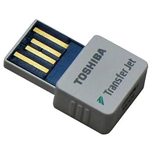 東芝 TransferJet対応 USBアダプタ(PC用)TransferJet TJ-UA00A