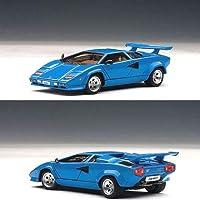 1/43 ランボルギーニ カウンタック 5000S ブルー 54534 ミニカー