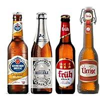 ドイツビール 330ml 20本 (4種×5本)  飲み比べ ドイツ周遊満喫セット