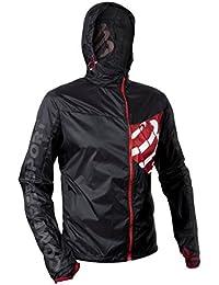 COMPRESSPORT(コンプレスポーツ) トレイル ハリケーン ウインドストーム プロテクト ジャケット(トレイルランニング ジャケット)
