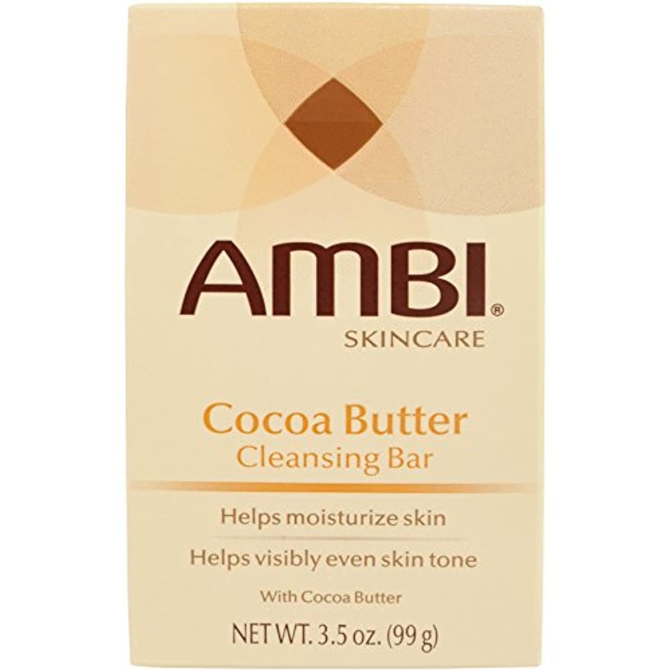 Ambi Fade Soap Cocoa Butter 105 ml (並行輸入品)