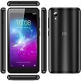 "ZTE Blade A3 Lite 5.0"" 18:9 Display, 8MP Camera Quad-Core Android 9.0 Go (LTE USA Latin Caribbean) 4G LTE GSM Unlocked Smartp"