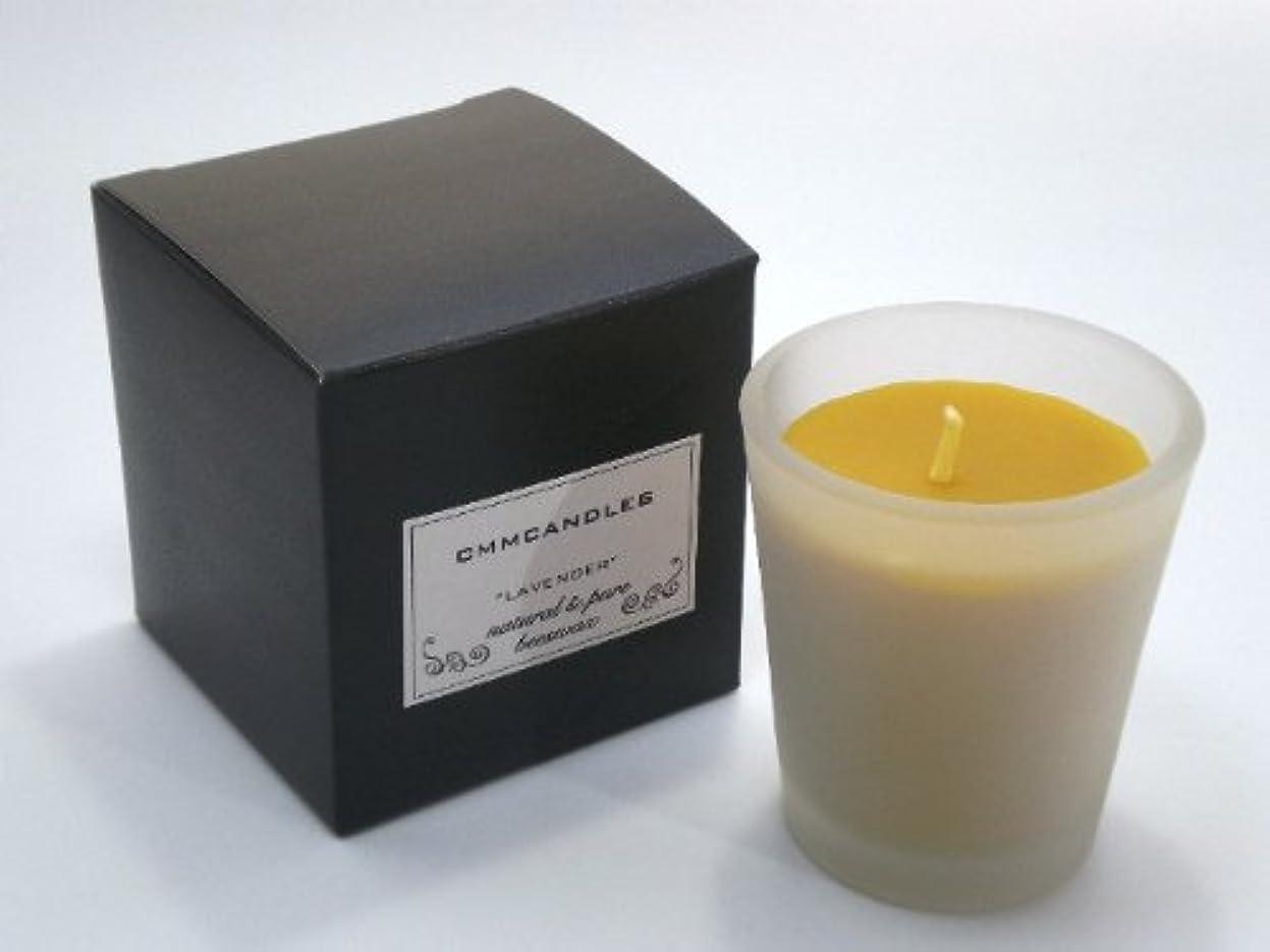 バーターイソギンチャクシャトル蜜蝋キャンドル NATURAL/ナチュラル