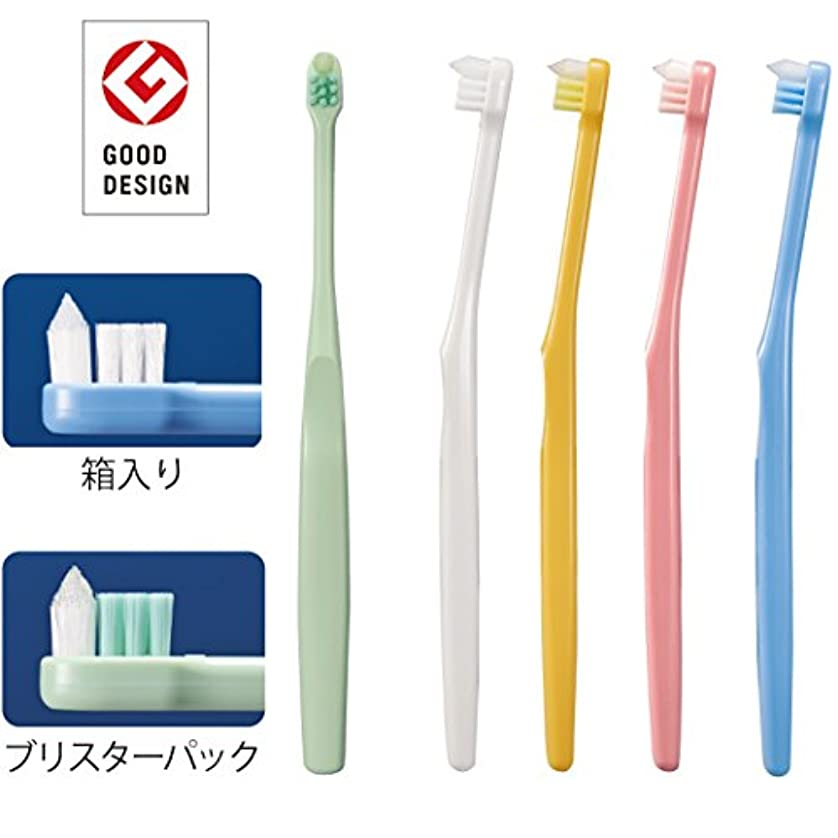 歯科医院専売 Ci ネオタフト M(ふつう) 6本 4色アソート