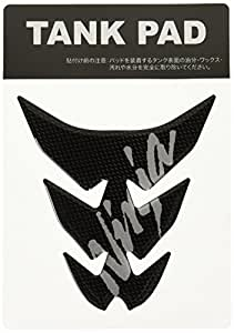KAWASAKI (カワサキ純正アクセサリー) カワサキタンクパッドカーボン調N J20070038