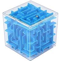 inverlee新しい3dキューブパズル迷路おもちゃハンドゲームケースボックスBrain Fidget Toys Good応力Reliever 76mm