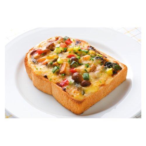 【業務用】[ベルリーベ] 冷凍食パン 4枚切り