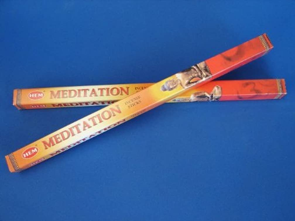 適合しました再生マイルド4 Boxes of HEM Incense Sticks - Meditation