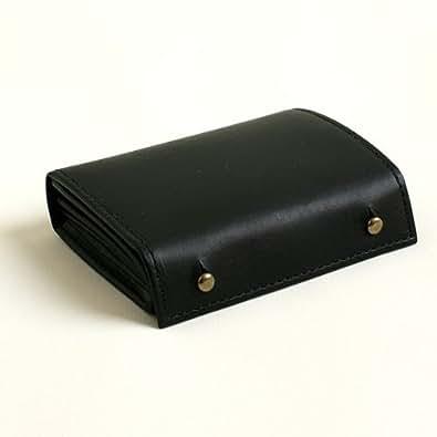 (エムピウ)m+ 二つ折り財布 millefoglie P25 ミッレフォッリエ2 P25 black