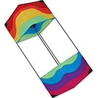 36 In. Box Kite - Wavy Rainbow by Premier Kites