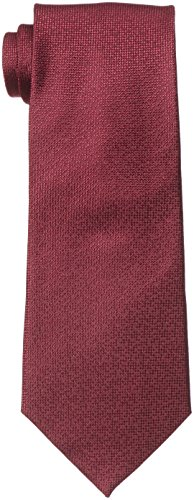 (ハルヤマ)HARUYAMA(ハルヤマ) シルク100% 8cm幅 ネクタイ M181170015 38 ワイン_01 フリー