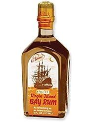 CLUBMAN Virgin Island Bay Rum, 6 oz (並行輸入品)