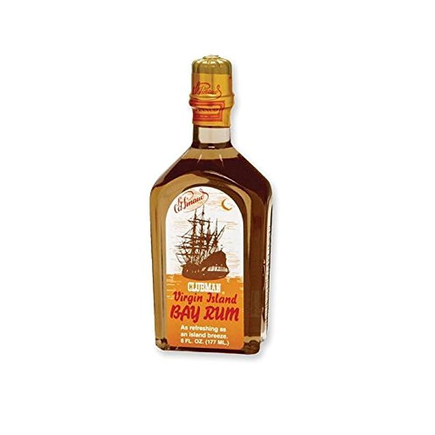 土自分のヒントCLUBMAN Virgin Island Bay Rum, 6 oz (並行輸入品)