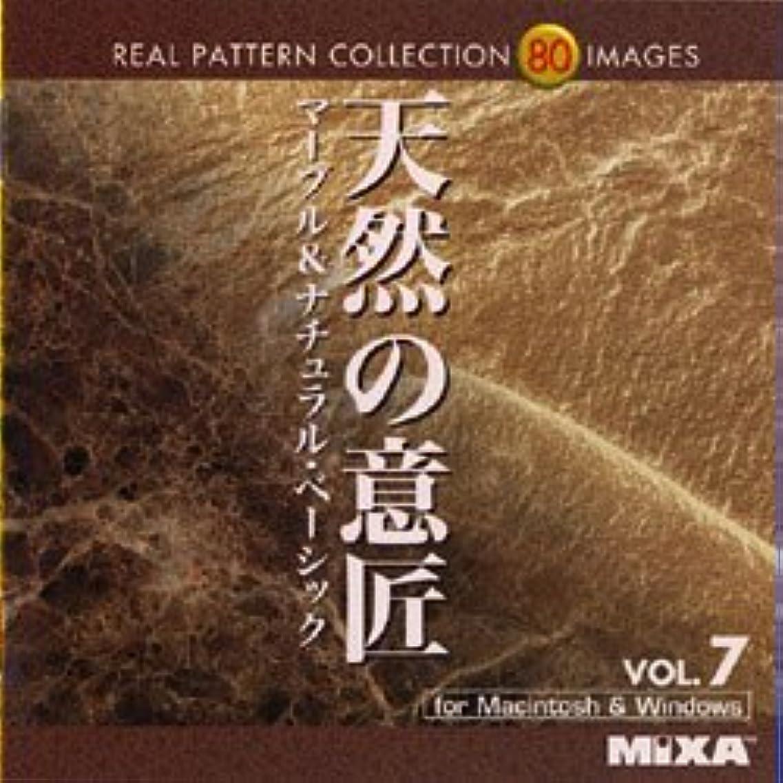 MIXA IMAGE LIBRARY Vol.7 天然の意匠