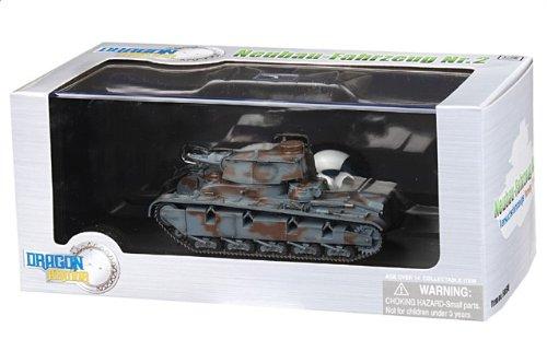 1:72 ドラゴンモデルズ アーマー コレクター シリーズ 60598 Reinメタルl Neubaufahrzeug ディスプレイ モデル ドイツ軍 PzAbtzbV 40 Norway 1940【