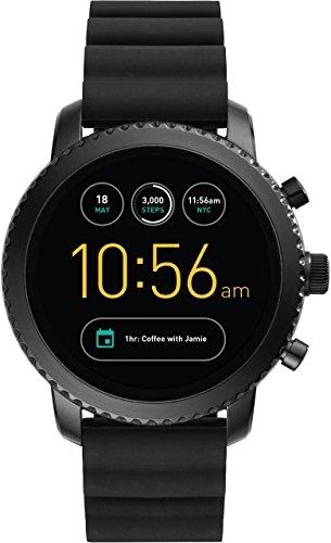 [フォッシル]FOSSIL 腕時計 Q EXPLORIST タッチスクリーンスマートウォッチ ジェネレーション3 FTW4005 メンズ 【正規輸入品】