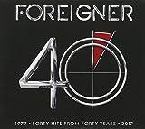 40 -40ヒッツ・フロム・40イヤーズ ベスト・オブ・フォリナー<SHM-CD> 画像