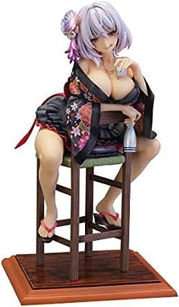 SKYTUBE 胡川 香乃 illustration by ピロ水 1/6スケール PVC製 塗装済み 完成品 フィギュア