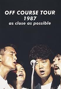 コンサート・ツアー1987~アズ・クロース・アズ・ポッシブル [DVD]