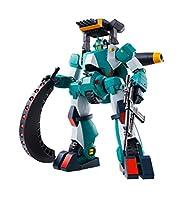 HI-METAL R 戦闘メカ ザブングル ウォーカーギャリア 約180mm ABS&PVC&ダイキャスト製 塗装済み可動フィギュア
