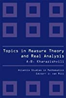 Topics in Measure Theory and Real Analysis (Atlantis Studies in Mathematics)