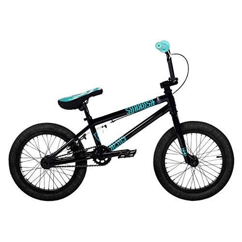 SUBROSA サブロサ Altus 16inch Gloss Black【BMX】【完成車】【ストリート】【16インチ】【キッズモデル】