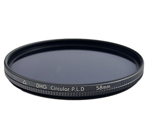 MARUMI カメラ用 フィルター 58mm DHGサーキュラー P.L.D偏光フィルター 63098