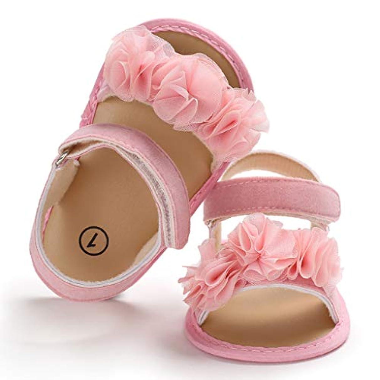 パキスタン人透けて見える傾斜[Lieteuy] キッズ 靴 ガールシューズ マジックテープ おしゃれ 滑り止め 軽量 蒸れにくい シンプル 可愛い アウトドア 入学式 履き心地いい 入園 入学 卒園 卒業 5色展開 お姫様 子供サンダル 女の子靴 ベビーシューズ