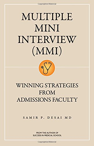 Download Multiple Mini Interview Mmi: Winning Strategies from Admissions Faculty 1937978052