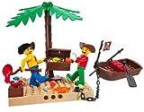 レゴ (LEGO) パイレーツジュニア 宝島 7071