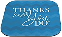 Successories 346659 Thanks for All You Do Mouse Pad [並行輸入品]