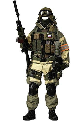ロシア スペツナズ FSB アルファ部隊 ver.3.0 ゴルカ 1/6 メール・アウトフィット セット F-069B