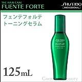 【x4個セット】 資生堂 フェンテフォルテ トーニングセラム 125ml 頭皮用美容液