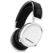 SteelSeries 61508 Arctis 7 Lossless Wireless Gaming Headset, White