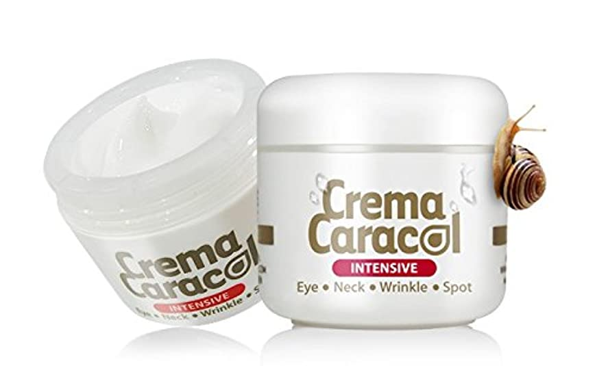 [2EA] Jaminkyung Crema Caracol Intensive Cream/ジャミンギョン [孜民耕] カタツムリ(かたつむり) インテンシブクリーム 2個 [並行輸入品]