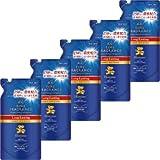 ファーファ 濃縮 柔軟剤 ファインフレグランス ロングスティング オム 詰替 500ml クリスタル ムスク の香り 5個セット