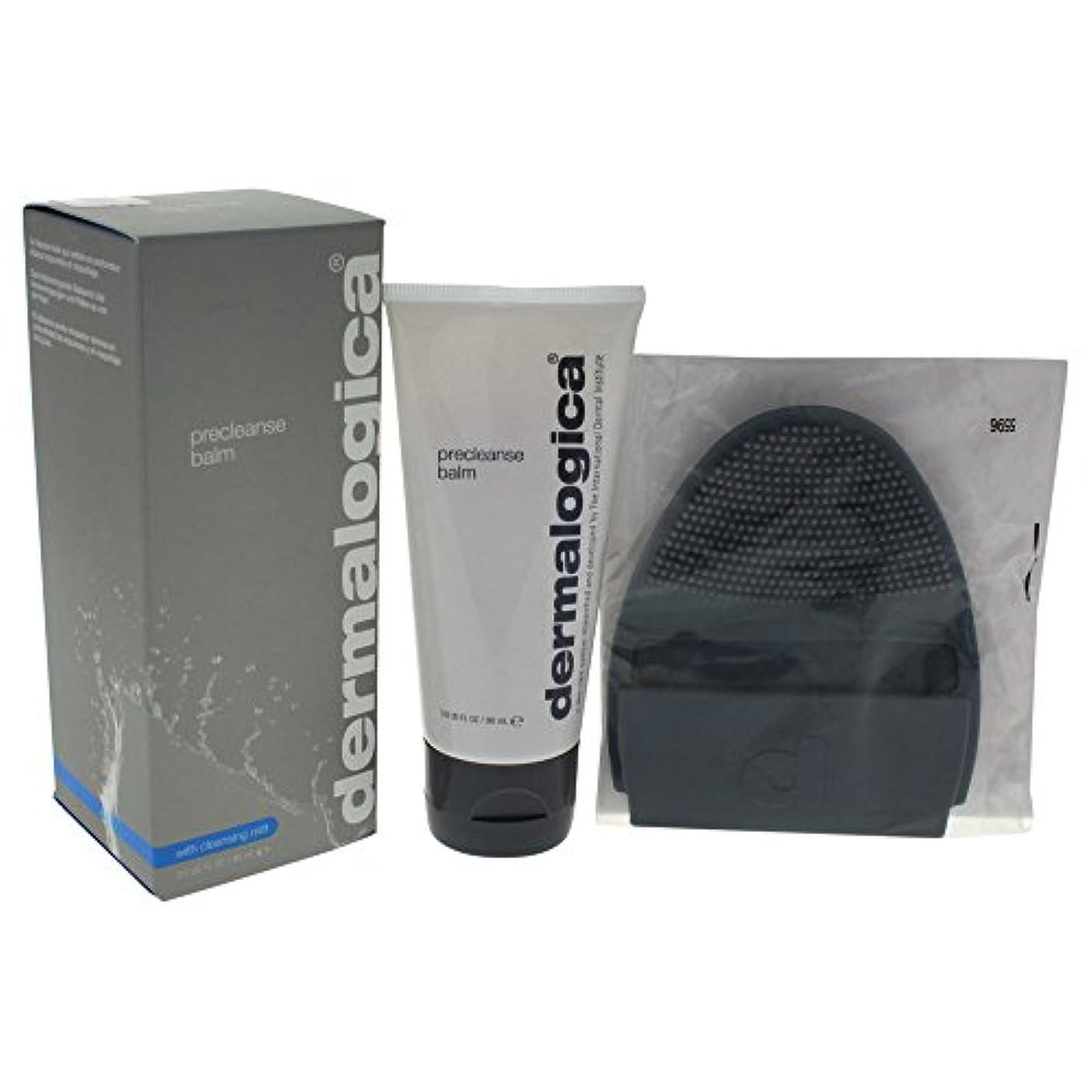付ける鎮静剤シンプルなダーマロジカ Precleanse Balm (with Cleansing Mitt) - For Normal to Dry Skin 90ml/3oz並行輸入品