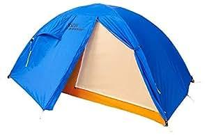 DUNLOP(ダンロップ) 2人用ロング コンパクト登山テント 国内生産品 VS20T