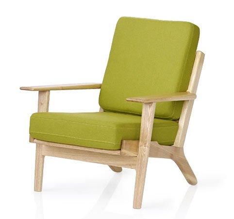 ハンス・J・ウェグナー GE290 Easy Chair (イージーチェア)...